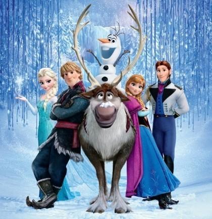 Elsa Dan Olaf Tokoh Film Frozen Yang Kini Jadi Favorit