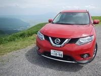 Menikmati Nissan X-Trail di Pegunungan Jepang