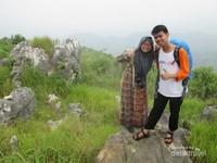 Teman setia melakukan pertualang, adik perempuanku Mutia Rahmi