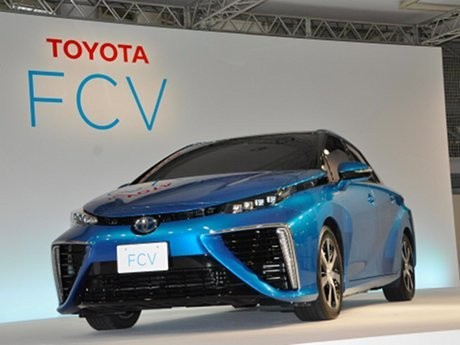 4 Fakta Unik Mobil Hidrogen