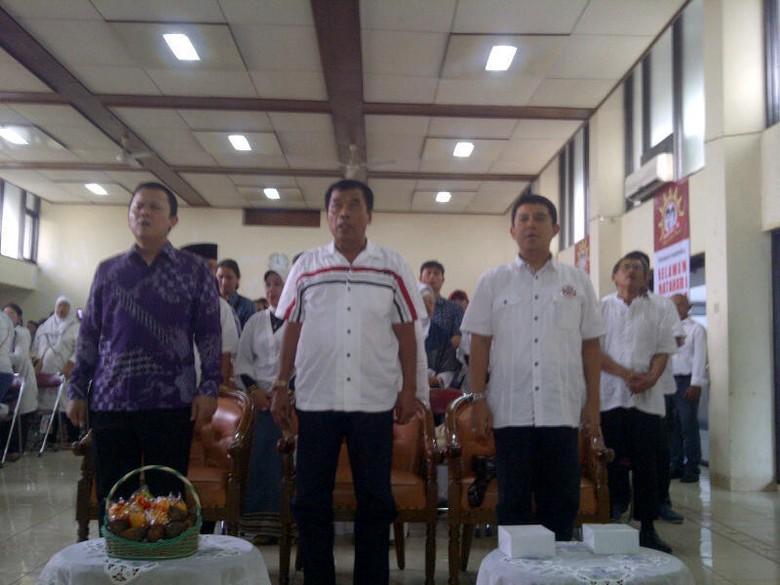 Kisah Perpisahan Prabowo dan Muchdi Pr