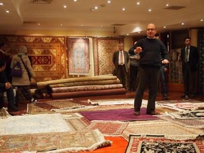 Liburan ke Turki, Jangan Lupa Beli Karpet