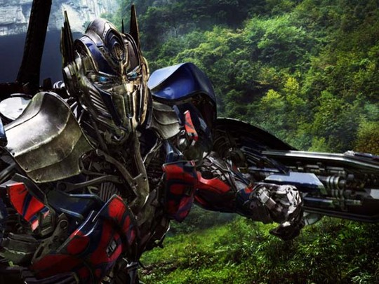 Perang Autobots vs Decepticon di Transformers: Age of Extinction
