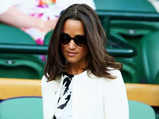 Pippa Middleton Stylish di Wimbledon