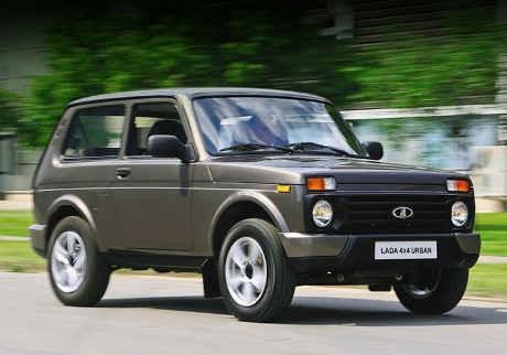 Nissan Siap Produksi Suv Murah Lada Niva