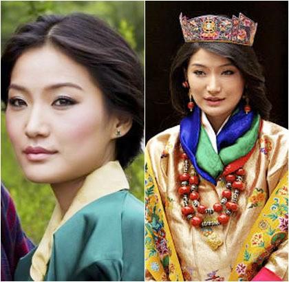inspirasi make up dari putri dan ratu kerajaan dunia