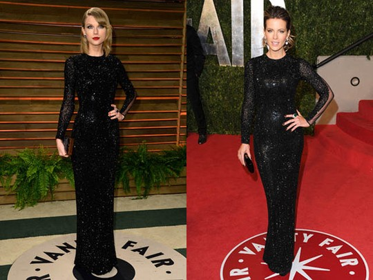 Who Wore It Better, Taylor Swift or Kate Beckinsale?