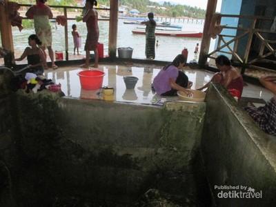 Indah Potret Alam & Kehidupan di Pulau Karampuang