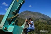 Dataran tinggi Timor Leste