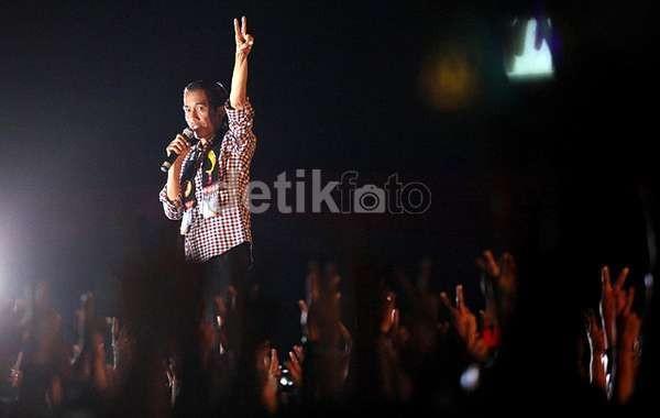 Jokowi Mengaku Telah Siap Menghadapi Final Debat Capres-Cawapres