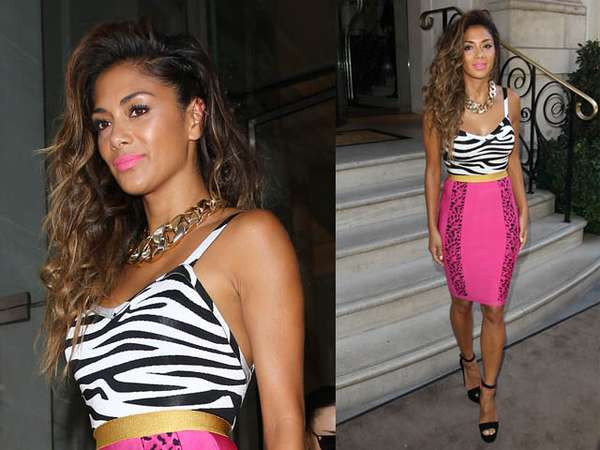 Hot in Pink, Nicole Scherzinger