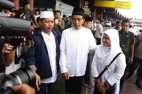 Ini Agenda Lengkap Jokowi Selama 2 Hari Umrah