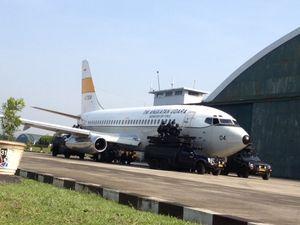 Begini Penampakan Simulasi Tim Gultor TNI Kala Amankan Pesawat dari Pembajak