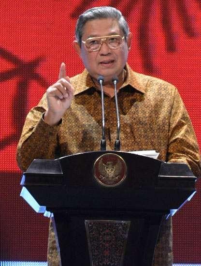 SBY: Politisi yang Menuduh Pemilu Curang Orangnya Itu-itu Saja