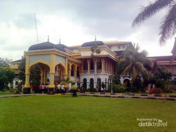 Ayo Kunjungi 7 Istana Kerajaan Islam Di Nusantara