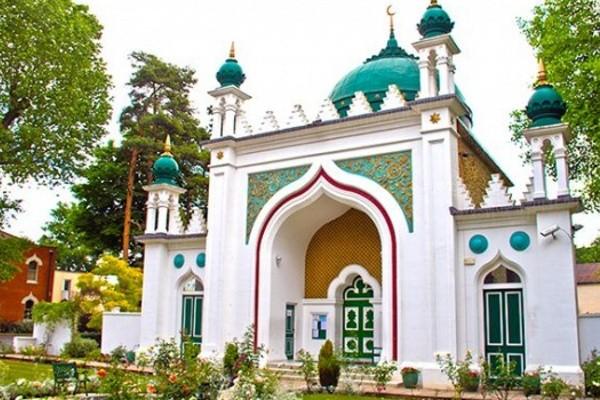 Masjid Shah Jahan, masjid pertama di Inggris (shahjahanmosque.org.uk)