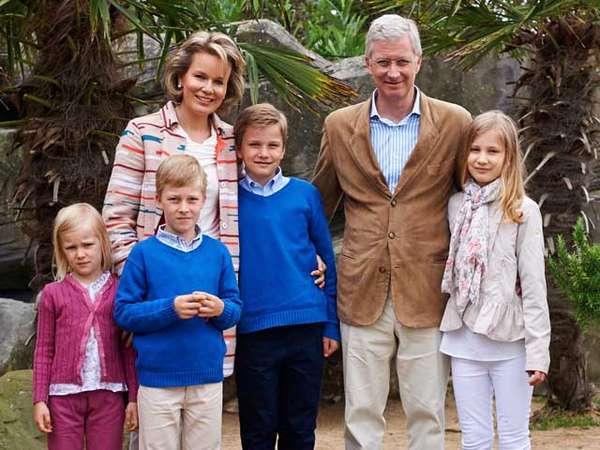 Seru! Keluarga Kerajaan Belgia Bermain di SeaLife National Marine Park
