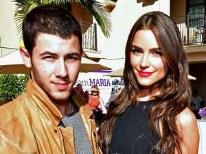 Serasinya Miss Universe 2012 dan Nick Jonas