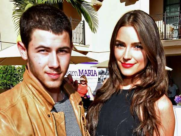 Nick Jonas dan Miss Universe 2012 Makin Serasi