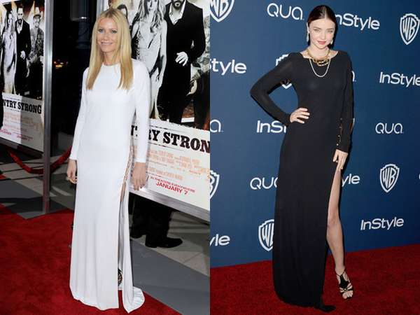 Gwyneth Paltrow vs Miranda Kerr, Who Wore It Better?