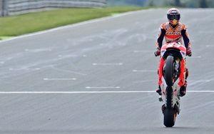 Marquez Bicara Soal Peluangnya Jadi Juara Dunia di Aragon