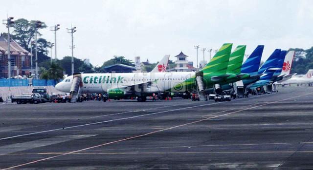 Pesawat-pesawat Garuda Indonesia yang Dipakai Penerbangan Haji 2017