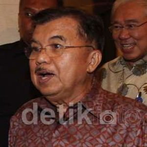 Soal Kursi Menteri, JK: Pak Jokowi Setuju Lebih Banyak Profesional
