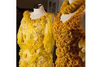 Karena mengusung kampanye pencegahan HIV, proyek yang dinamakan 'Condom Couture: Dress Up Against AIDS' tersebut kini ditampilkan dalam Konferensi AIDS 2014 yang tengah berlangsung di Melbourne, Australia pekan ini. (Foto: Fiona Hamilton via Daily Mail)