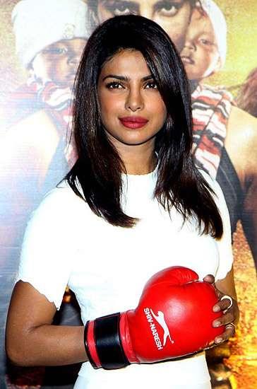 Mau Adu Tinju dengan Priyanka Chopra?