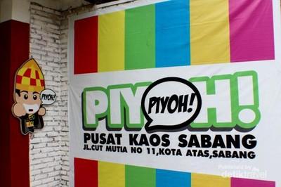 Berburu Oleh-oleh Lucu Dari Sabang? Di Toko Piyoh Saja!