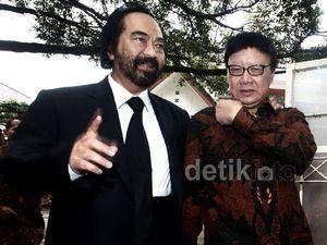 Sejumlah Tokoh Sambangi Rumah Megawati