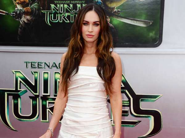 Megan Fox Seksi di Premiere Teenage Mutant Ninja