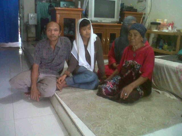 Ini Nenek Maryam yang Mengasuh Wenni Korban Tsunami Bak Cucu Sendiri