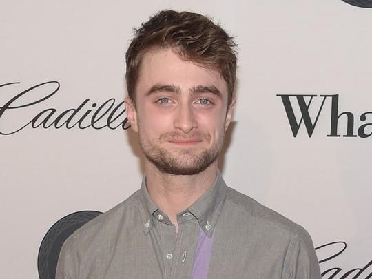 Gaya Daniel Radcliffe di Red Carpet