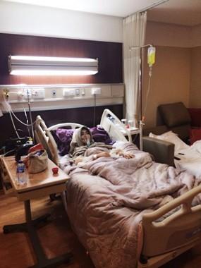 Ini Kondisi Syahrini di Rumah Sakit