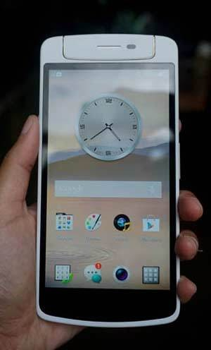 Oppo N1 Mini (detikINET)