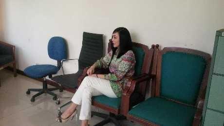 Angie Sesenggukan Kenang Omongan Nazar Terkait Adjie Massaid