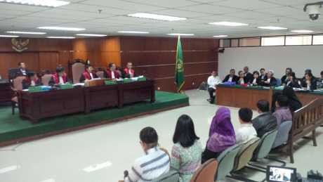 Bekas Staf: Apartemen Sency Disewa Nazaruddin