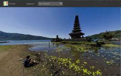 Berwisata dengan Google Street View