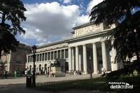 Museo Nacional Del Prado di Kota Madrid