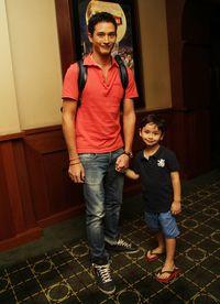 Like father like son. (Foto: Asep/detikHOT)