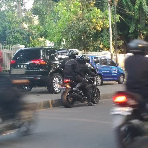 Ini Spesifikasi Moge Paspampres yang Kawal Perjalanan Jokowi