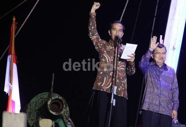 Jadi Penyeimbang, Golkar Tak Berniat Jegal Jokowi-JK