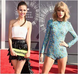6 Seleb dengan Penampilan Terburuk di MTV VMA 2014