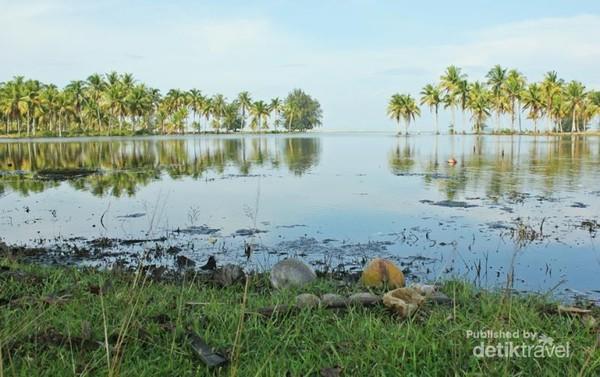 Pesona Laguna Muaro Putuih