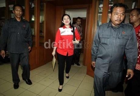 Puan Ingin Semua Parpol Samakan Visi Misi Dukung Jokowi-JK