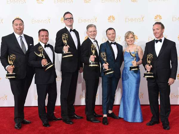Foto-foto Pemenang Emmy Awards 2014
