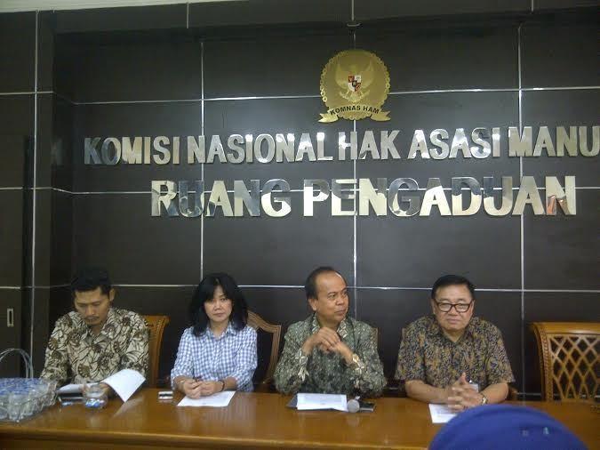Komnas HAM Harap Jokowi-JK Dapat Tuntaskan Kasus HAM yang Mandek