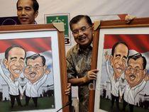 Jokowi Bubarkan Tim Kampanye Nasional