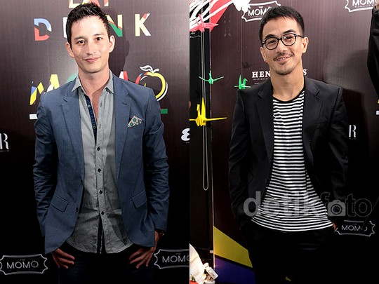 Hot Daddy, Mike Lewis dan Joe Taslim